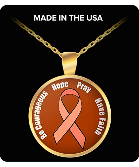 uterine cancer jewelry