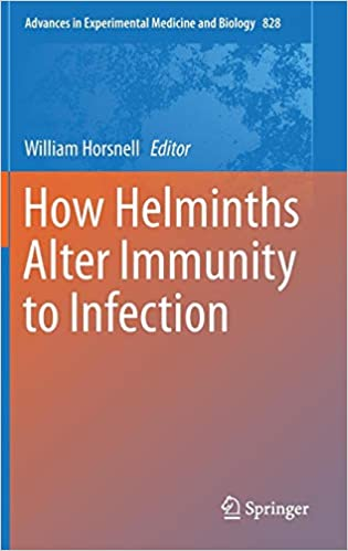 experimental helminth infection