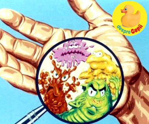 bacterie sau virus