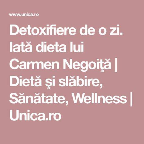 detoxifiere unica