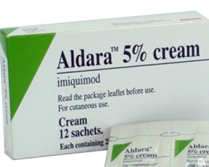 aldara cream hpv treatment