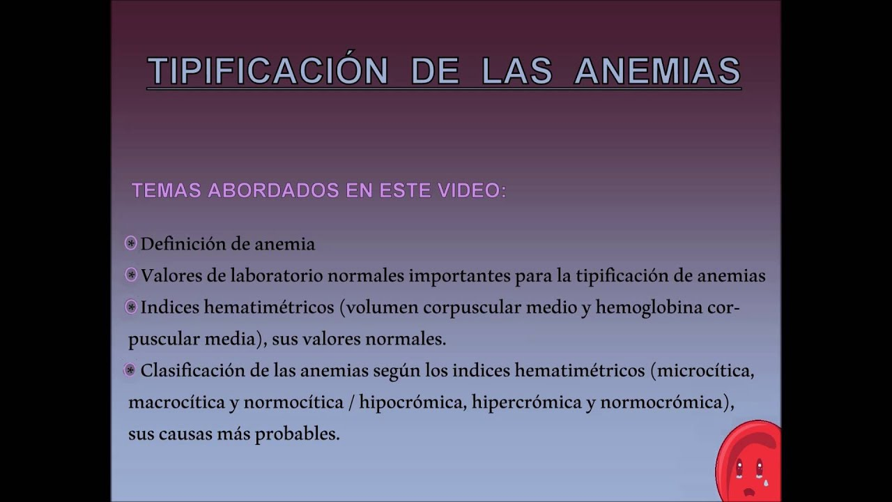 anemie hipercroma