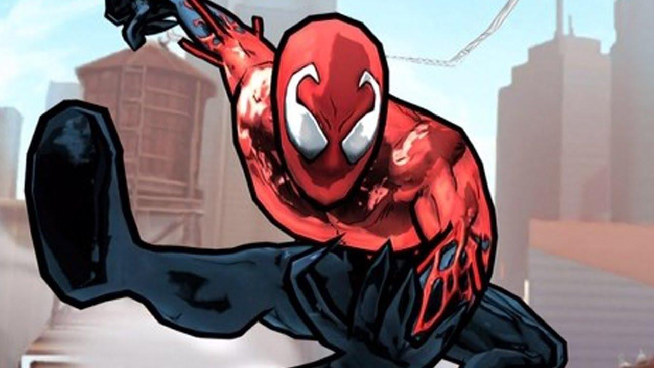 Parazit spiderman