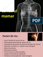 cancer mamar infraclinic