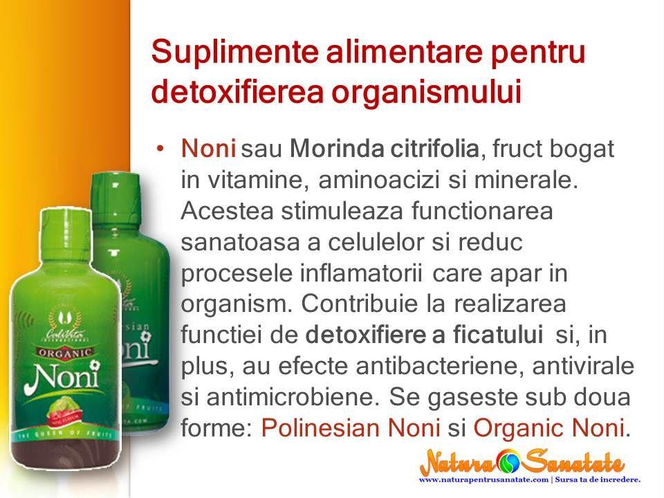 functia de detoxifiere a ficatului