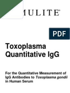 anticorpi anti toxoplasma gondii igg peritoneal cancer endometriosis