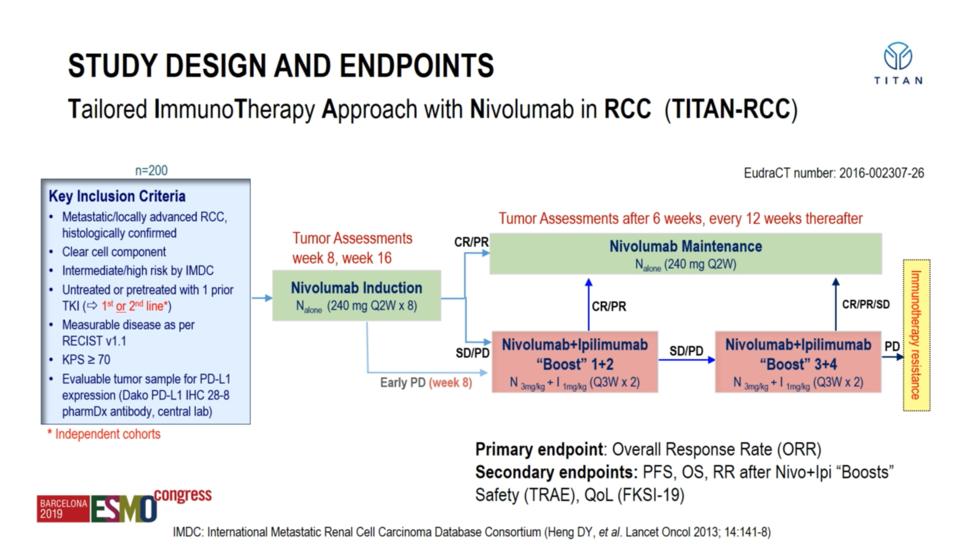 Noile generatii de terapii imunooncologice in cancerul renal