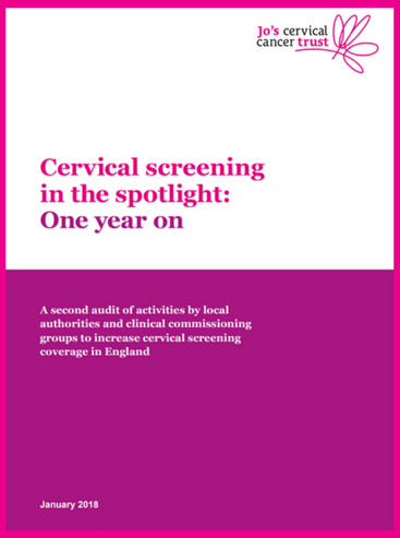 cervical cancer uk