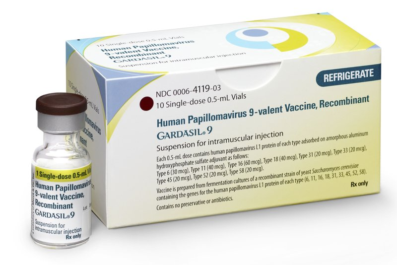 cervical cancer johnson and johnson hpv throat cancer detection