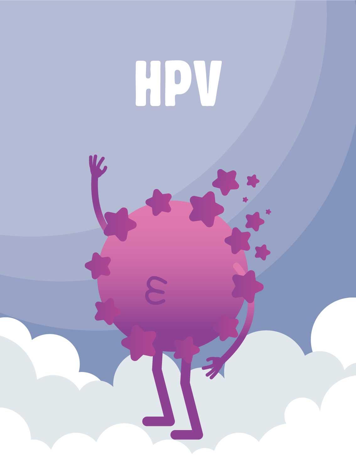 hpv positif frottis