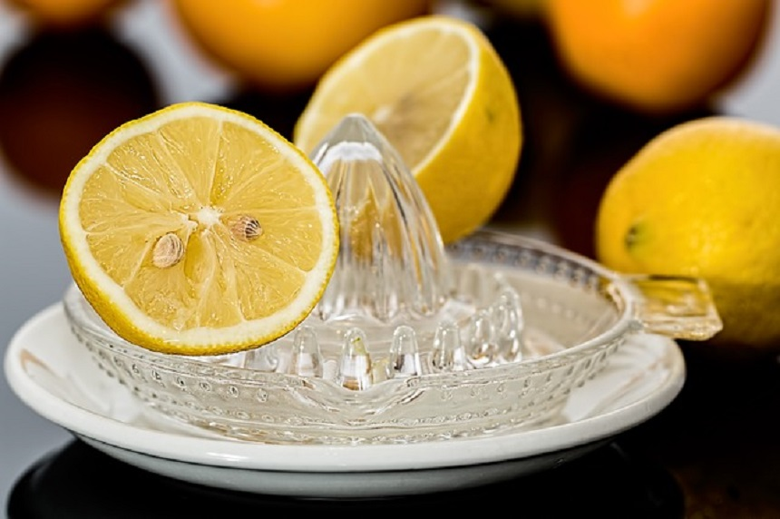 Remediu cu bicarbonat și lămâie — Doza de Sănătate
