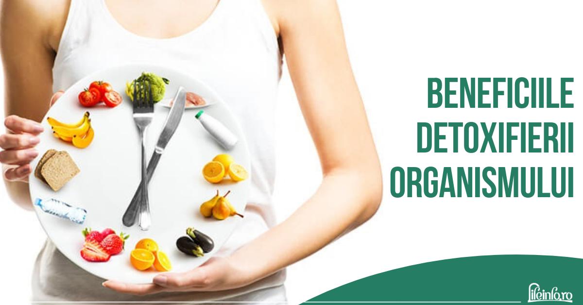 Detixifierea organismului in sarcina