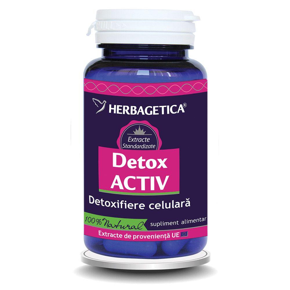 PARASITES 12 DETOX FORTE Herbagetica 60 capsule
