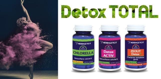 Pastile pentru detoxifiere: Cum să vă detoxifiați corpul și să slăbiți?