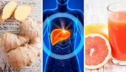 detoxifierea ficatului gras