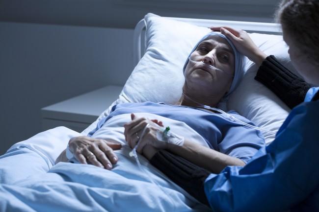 Speranta de viata la pacientii cu cancer pulmonar