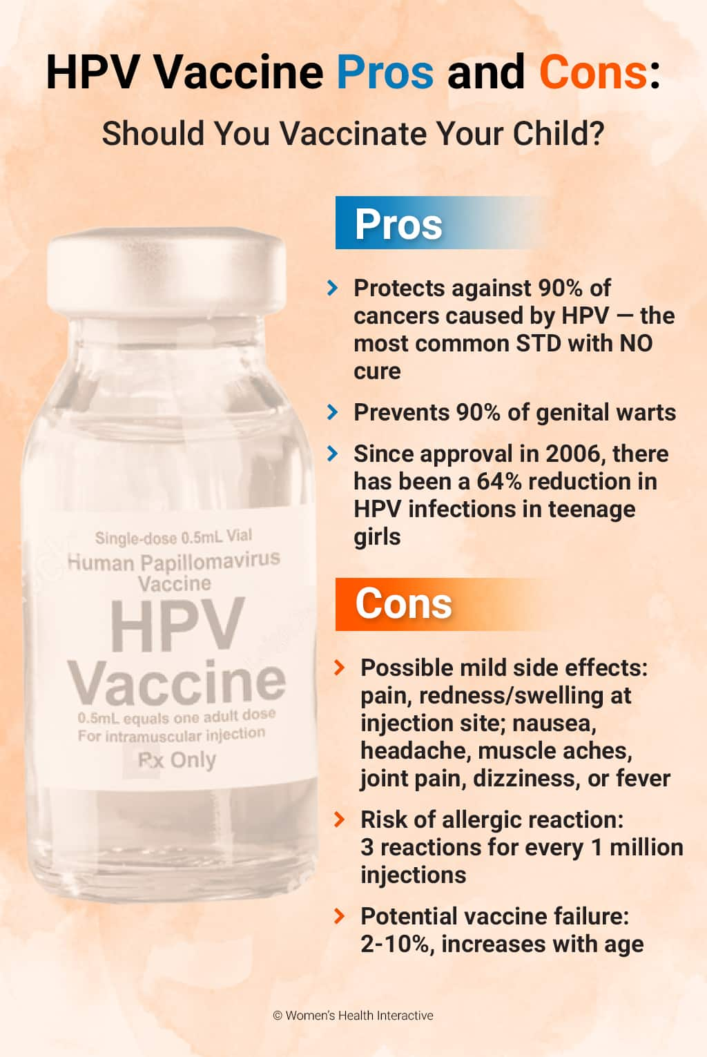 hpv vaccine side effects warts fibroma of papilloma