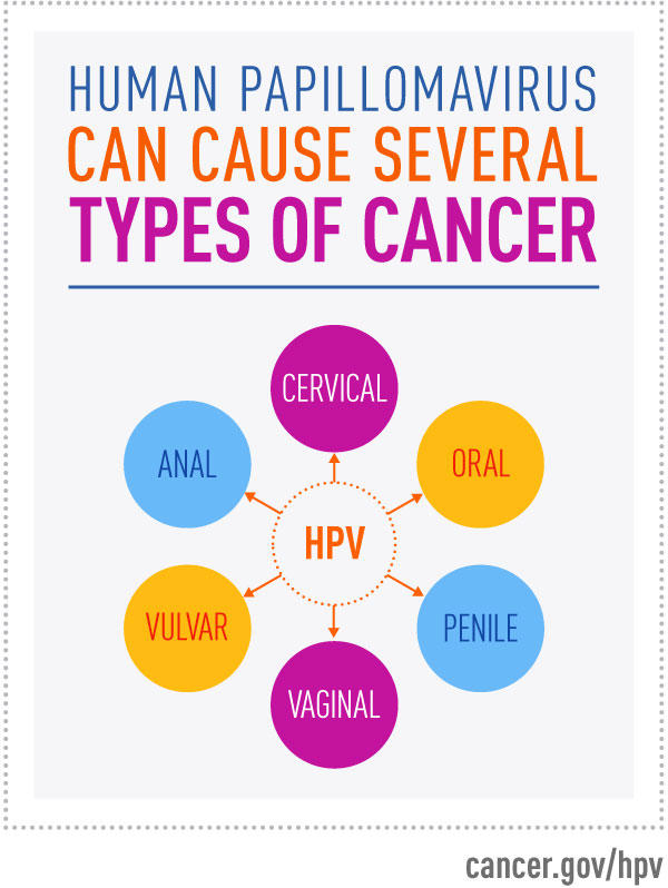 hpv cancer probability