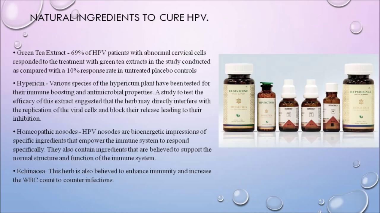 human papillomavirus homeopathy cancer la gat varsta