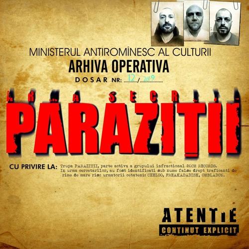 CONCERT Parazitii - Live in Quantic - 16 Martie BUCURESTI