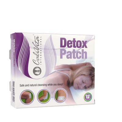 plasturi de detoxifiere