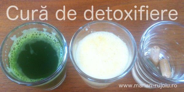 reteta detoxifiere organismului bacterii in gura