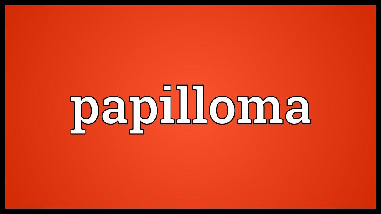 squamous papilloma mean in hindi papilloma virus rimedi omeopatici