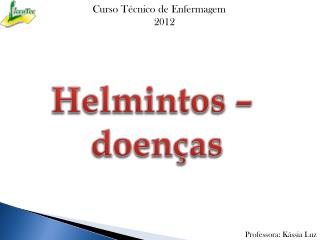 Analize proti helminti