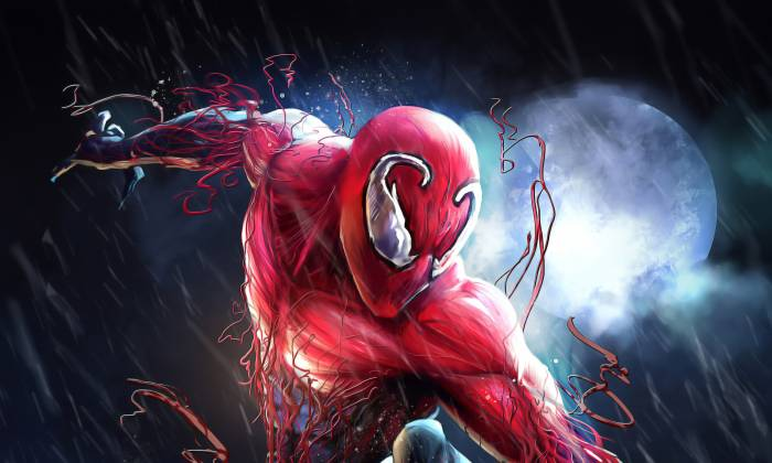 toxine spiderman metastatic cancer of colon icd 10