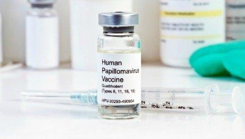 vaccino papilloma virus per bambini maschi