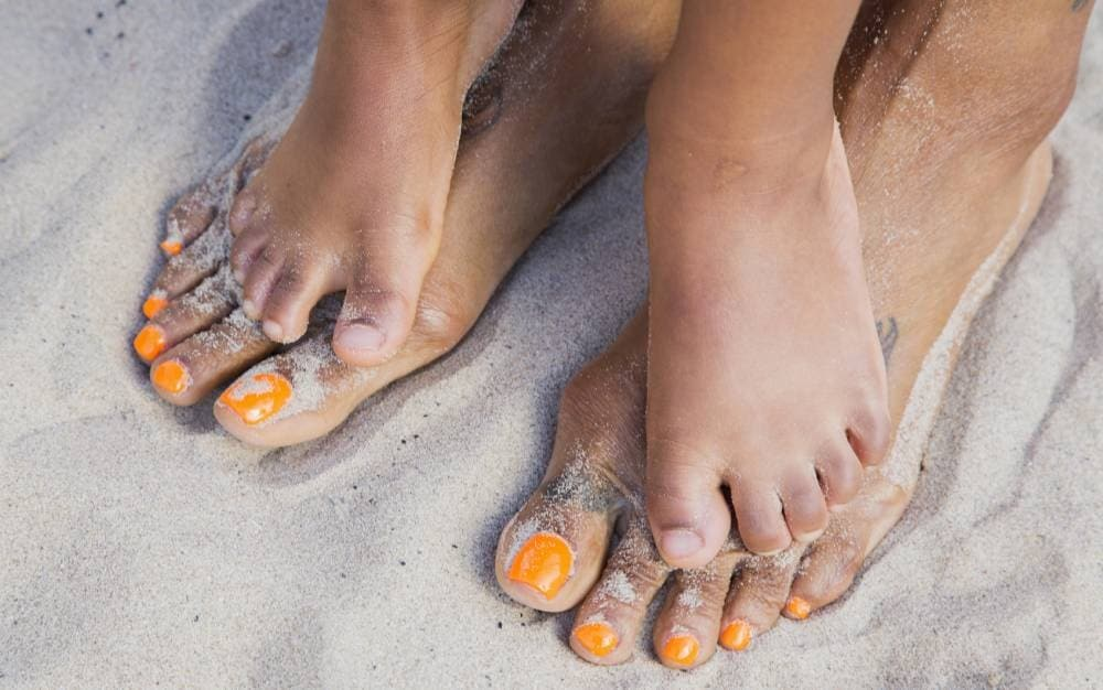 verruca on foot nhs