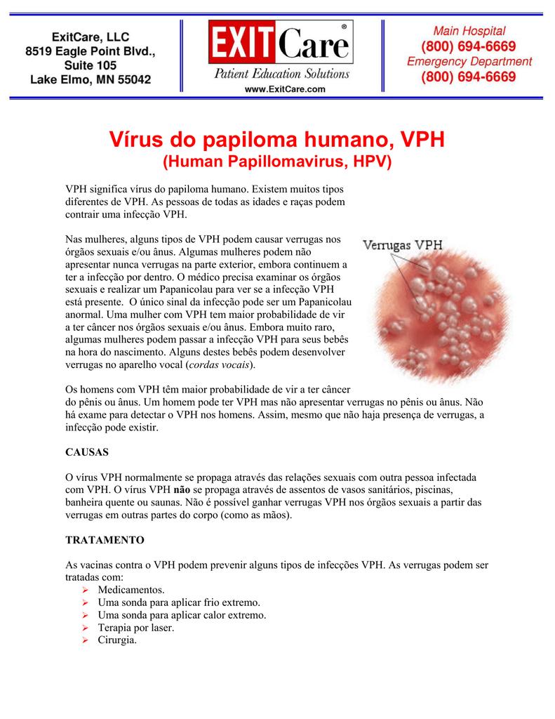 papilloma virus laser