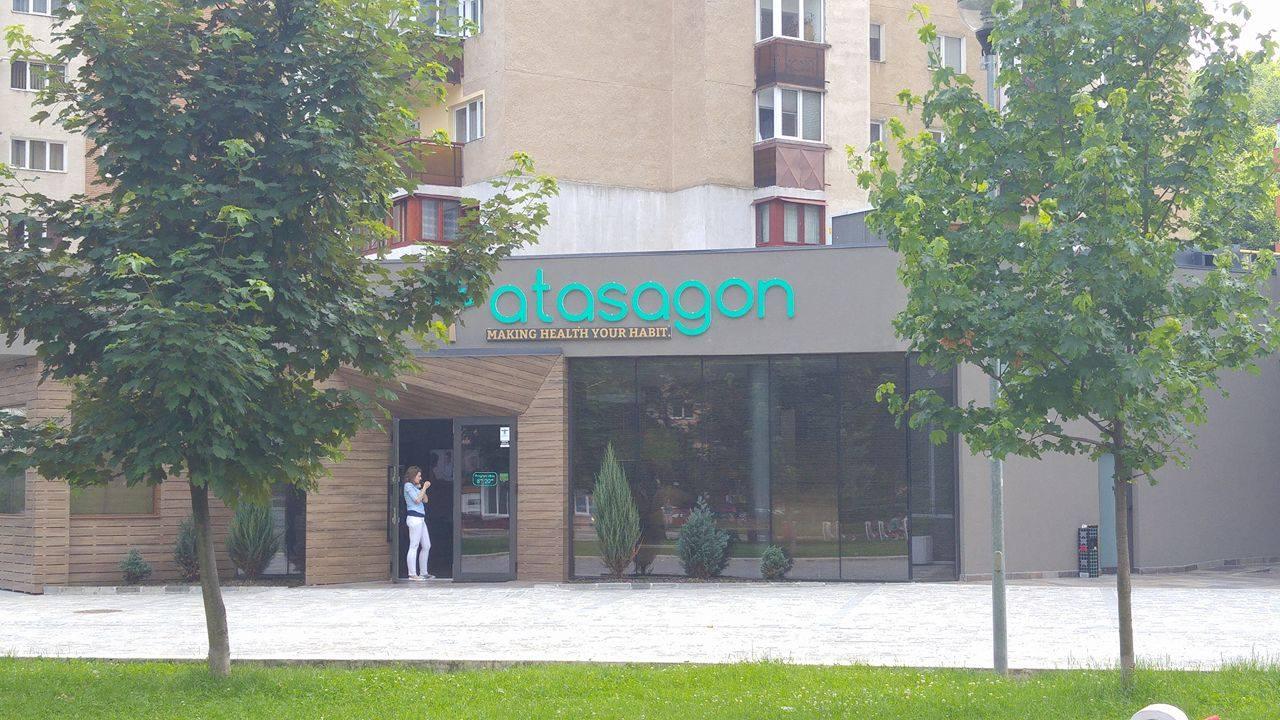 Atasagon Detox & Wellbeing Center – coltul de Rai - Andreea Raicu