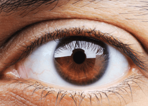 hiv and eye cancer