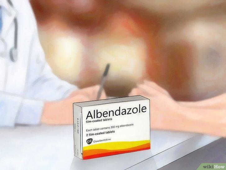 que medicamento es bueno para el oxiuros
