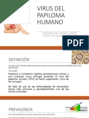 virus papiloma humano puc
