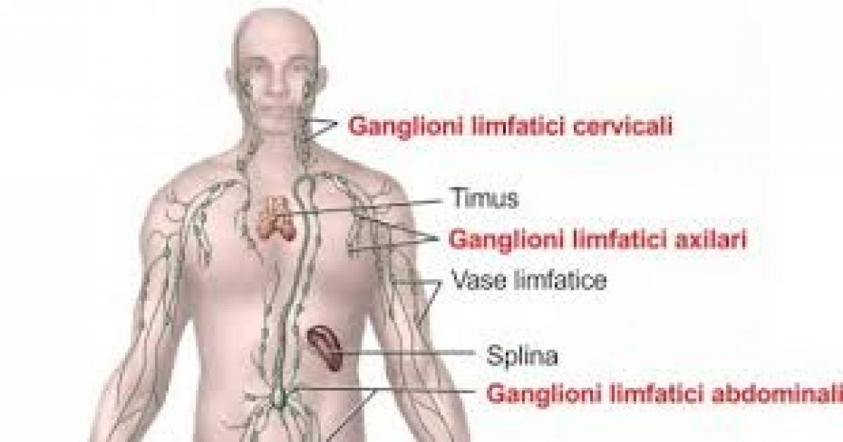 cancerul nodulilor limfatici