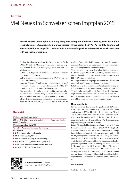 hpv impfung impfplan