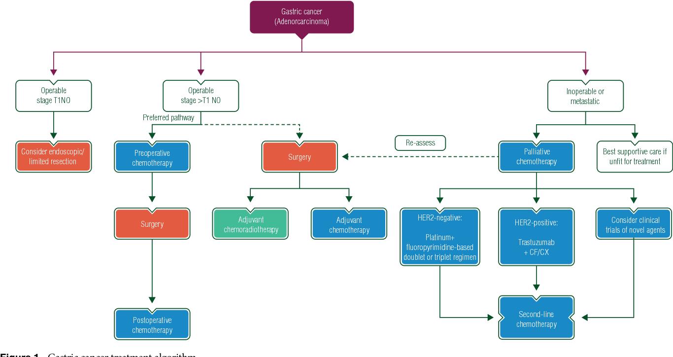 Cancerul gastric - abordare diagnostică şi terapeutică în echipă. Rolul medicului de familie