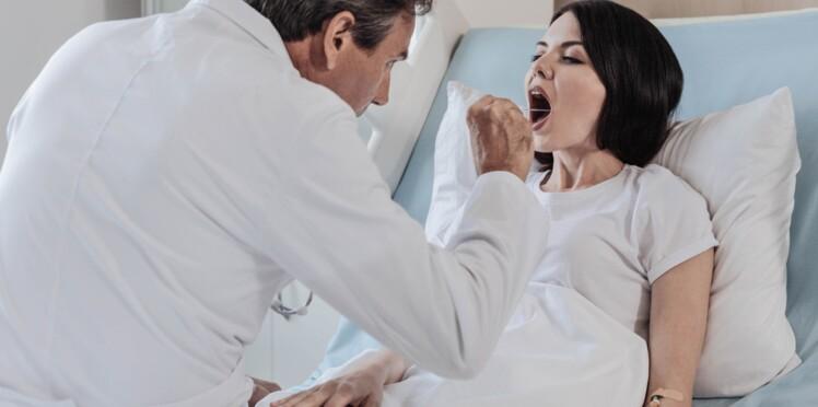 papillomavirus in mouth symptoms