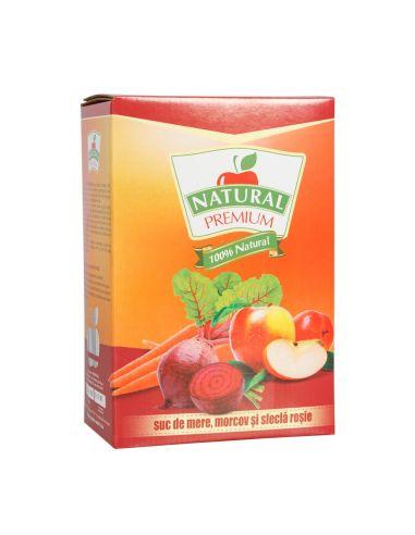suc natural sfecla rosie