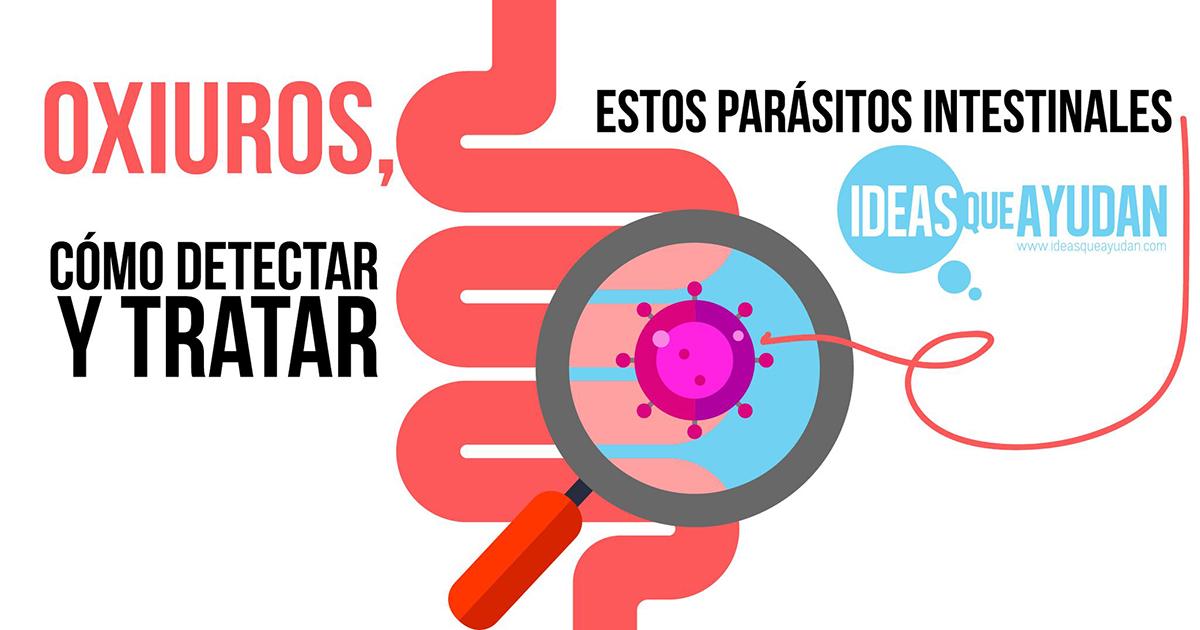 Oxiuros Sintomas y Patologia