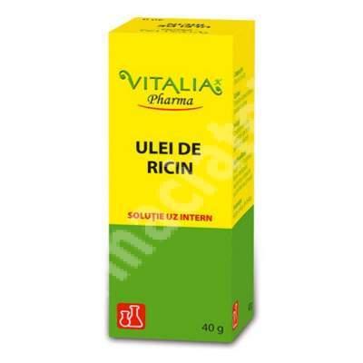 ulei de ricin pentru detoxifiere