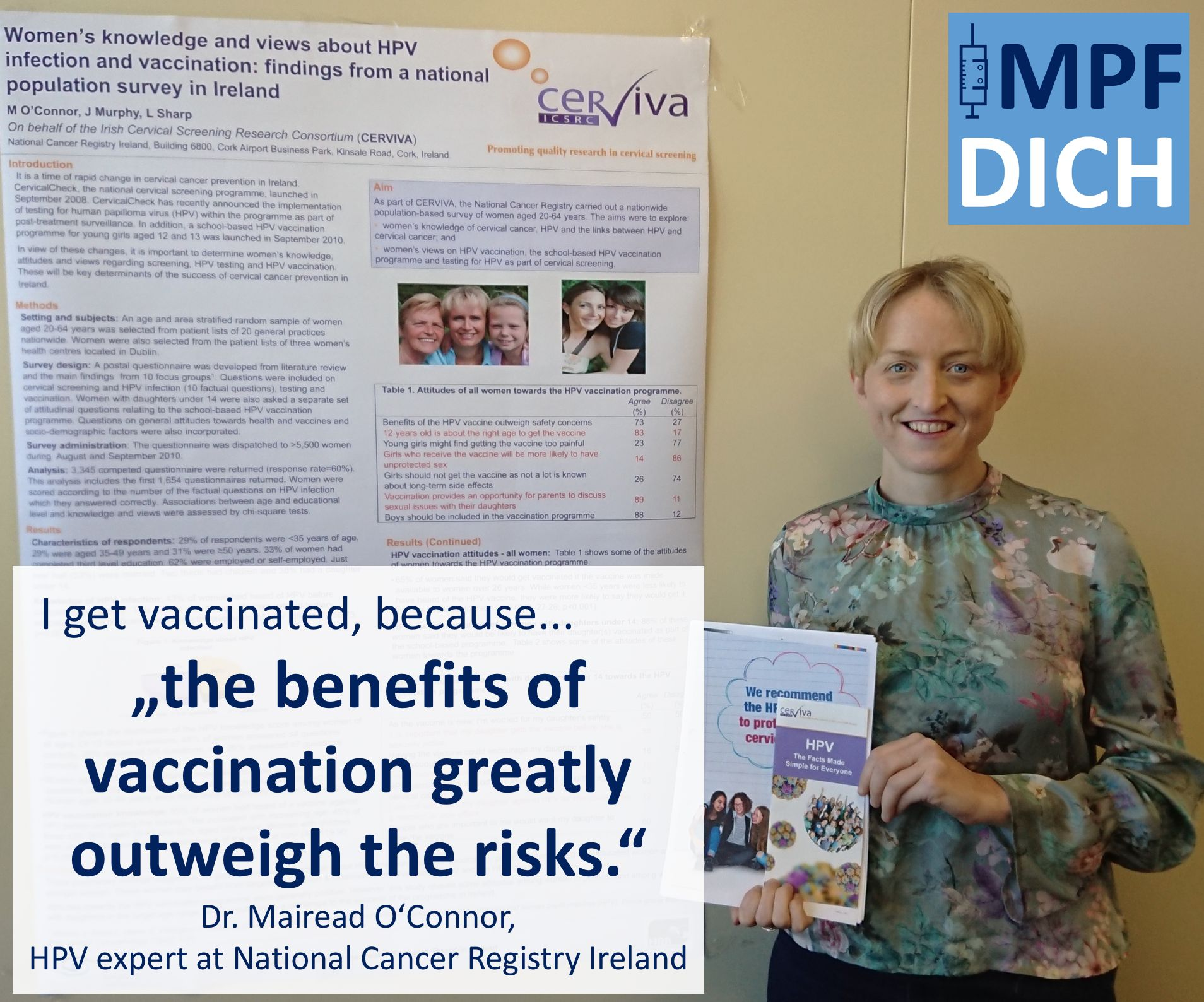 cervical vaccine ireland