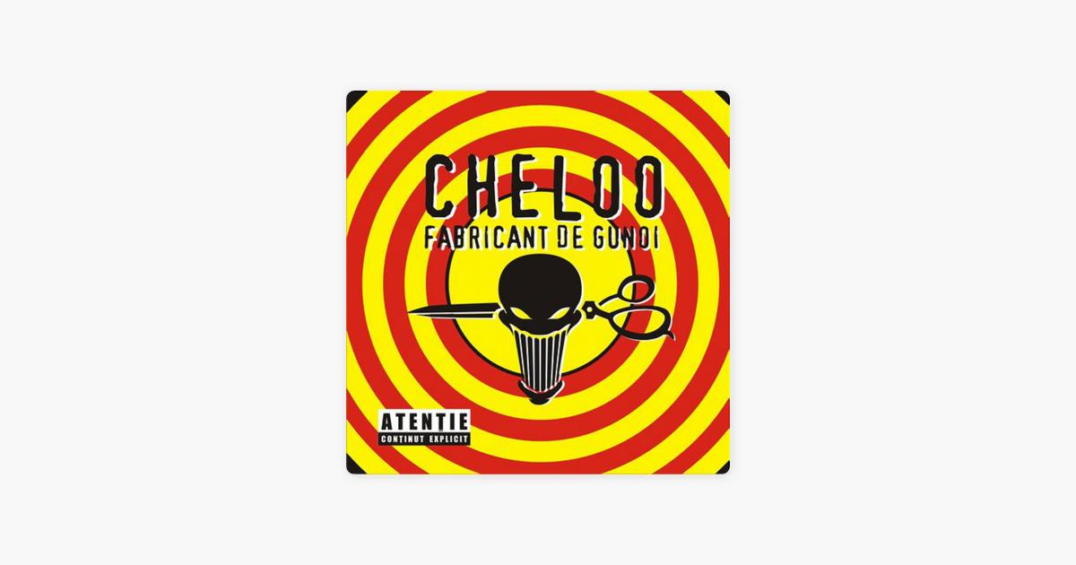 În zgomot de măsele rupte (Testo) - Cheloo - MTV Testi e canzoni