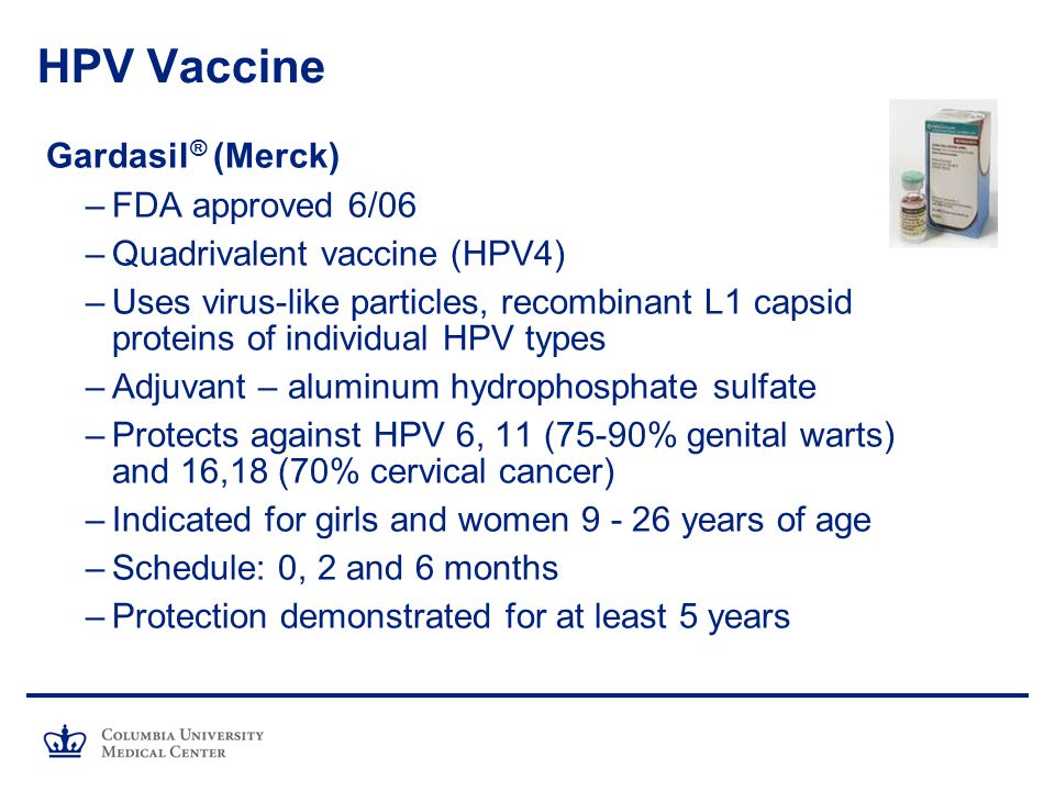 HPV and cervical cancer awareness among HPV vaccinated women | Request PDF