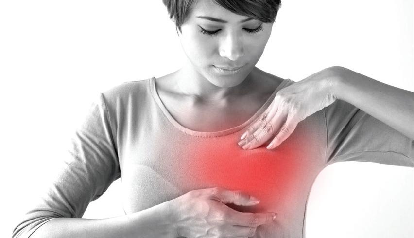 cancerul de san primele simptome