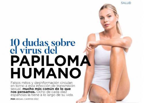 virus del papiloma se quita