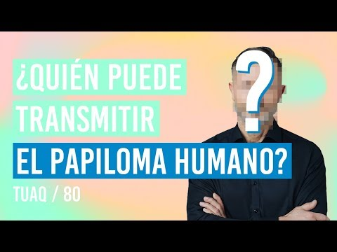 virus de papiloma humano quien lo transmite multiple papillomas