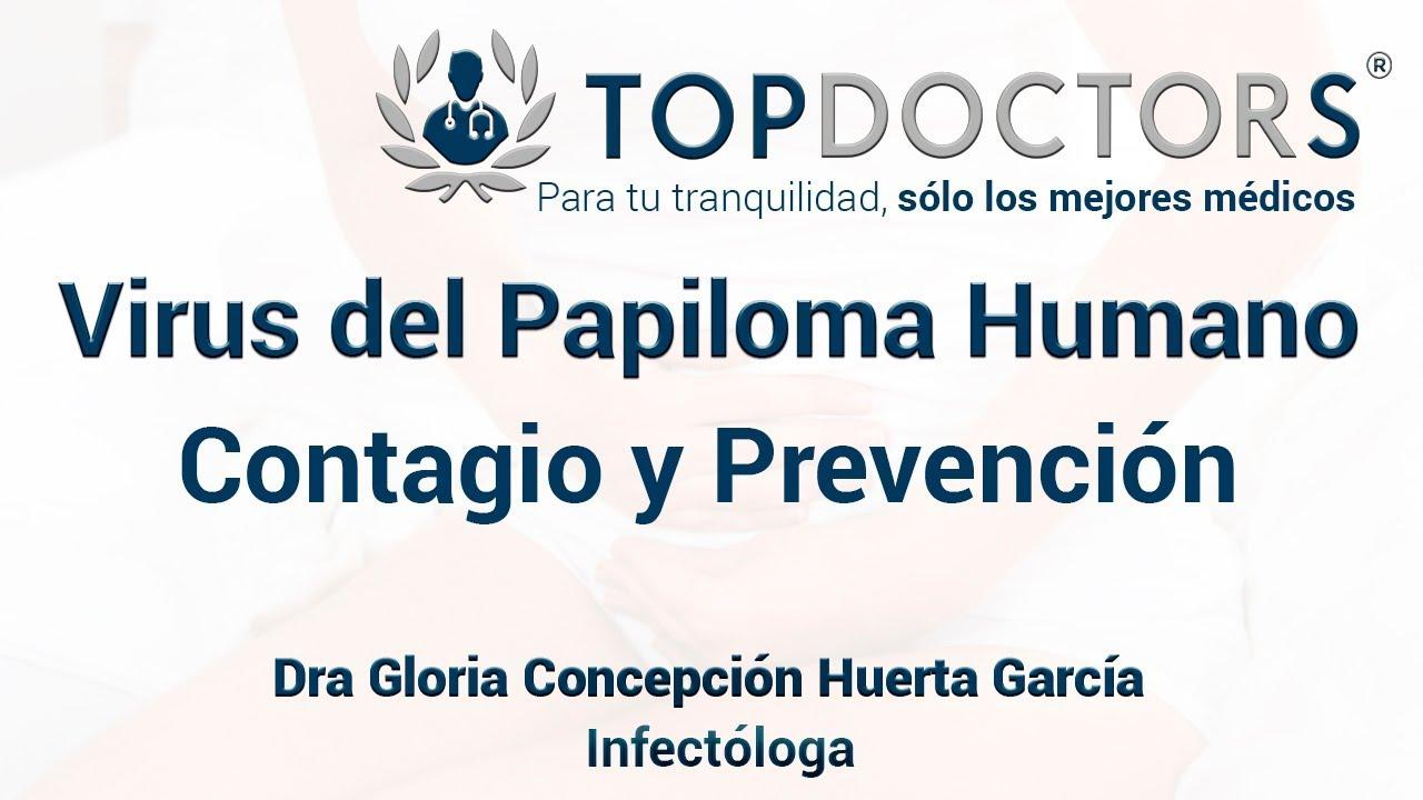 papiloma humano contagio y prevencion
